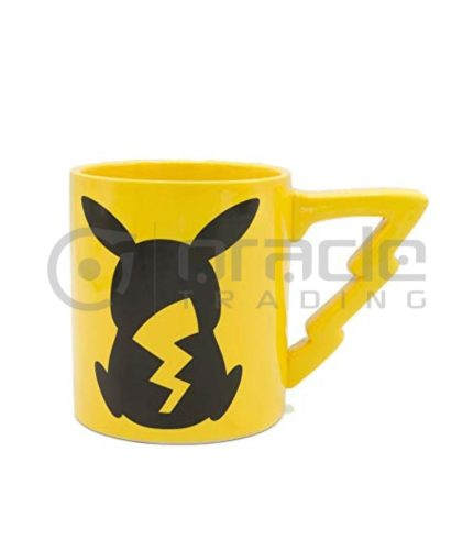 Pokémon Sculpted Mug - Pikachu