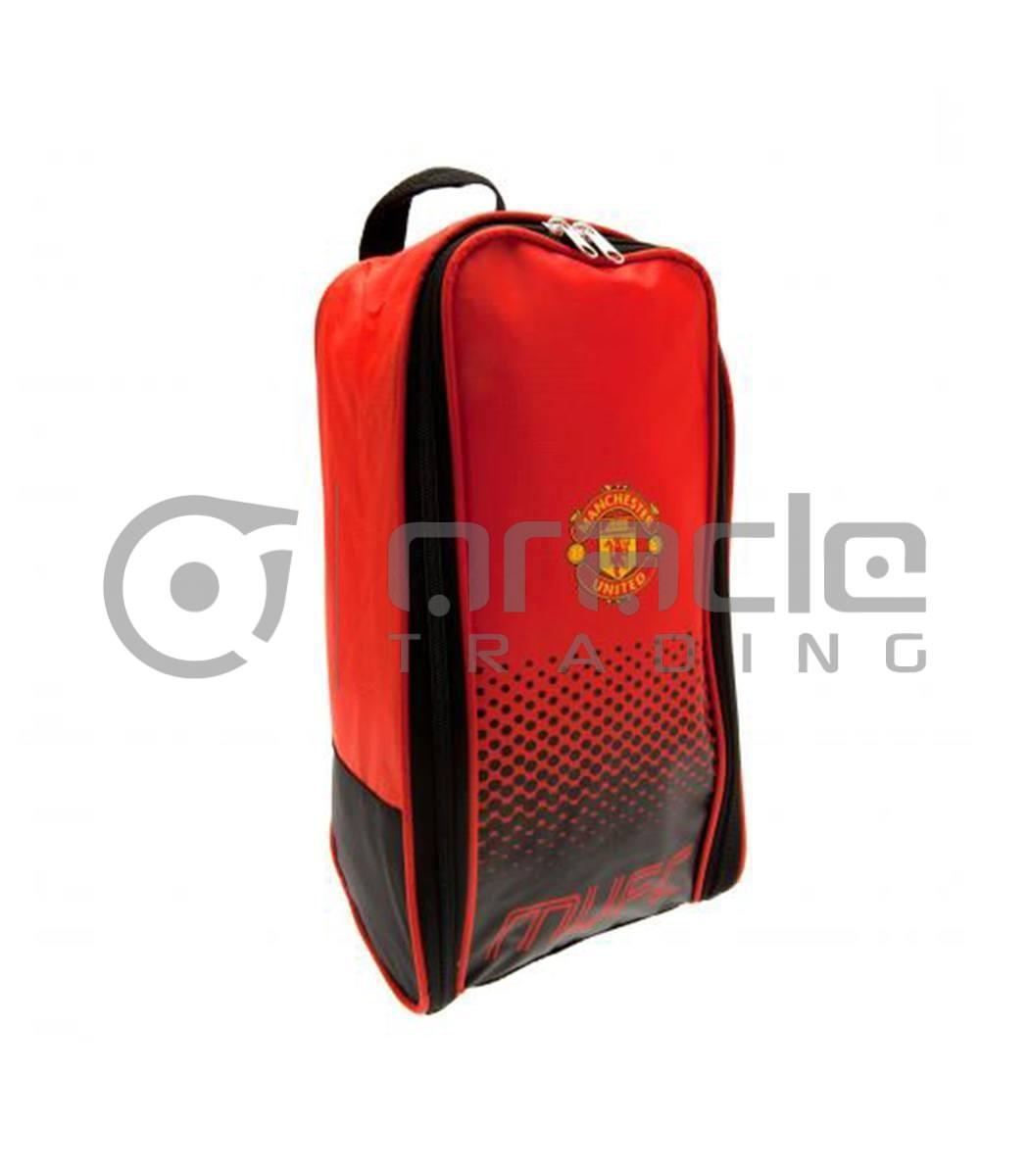 Manchester United Shoe Bag
