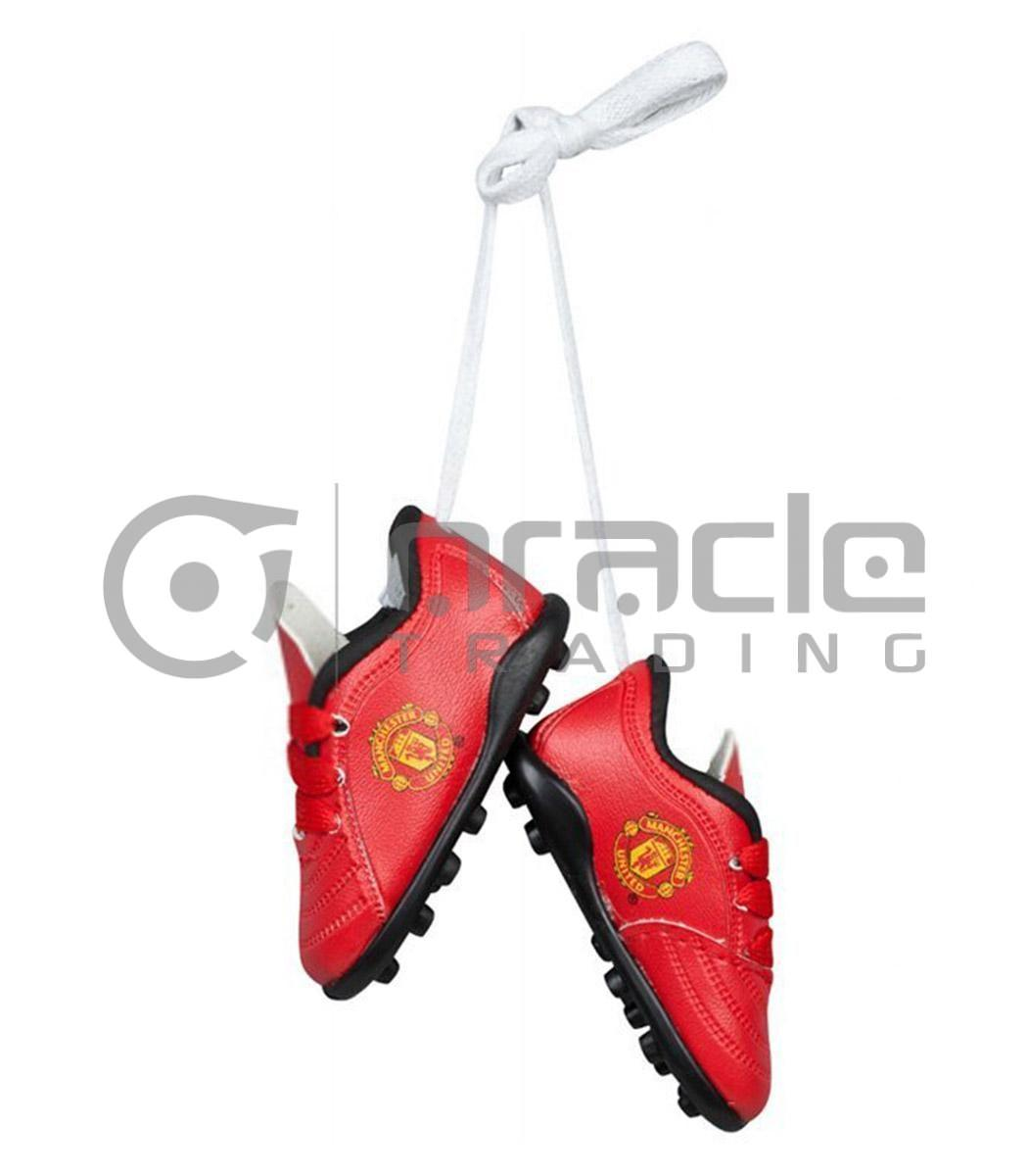 Manchester United Shoe Hangers