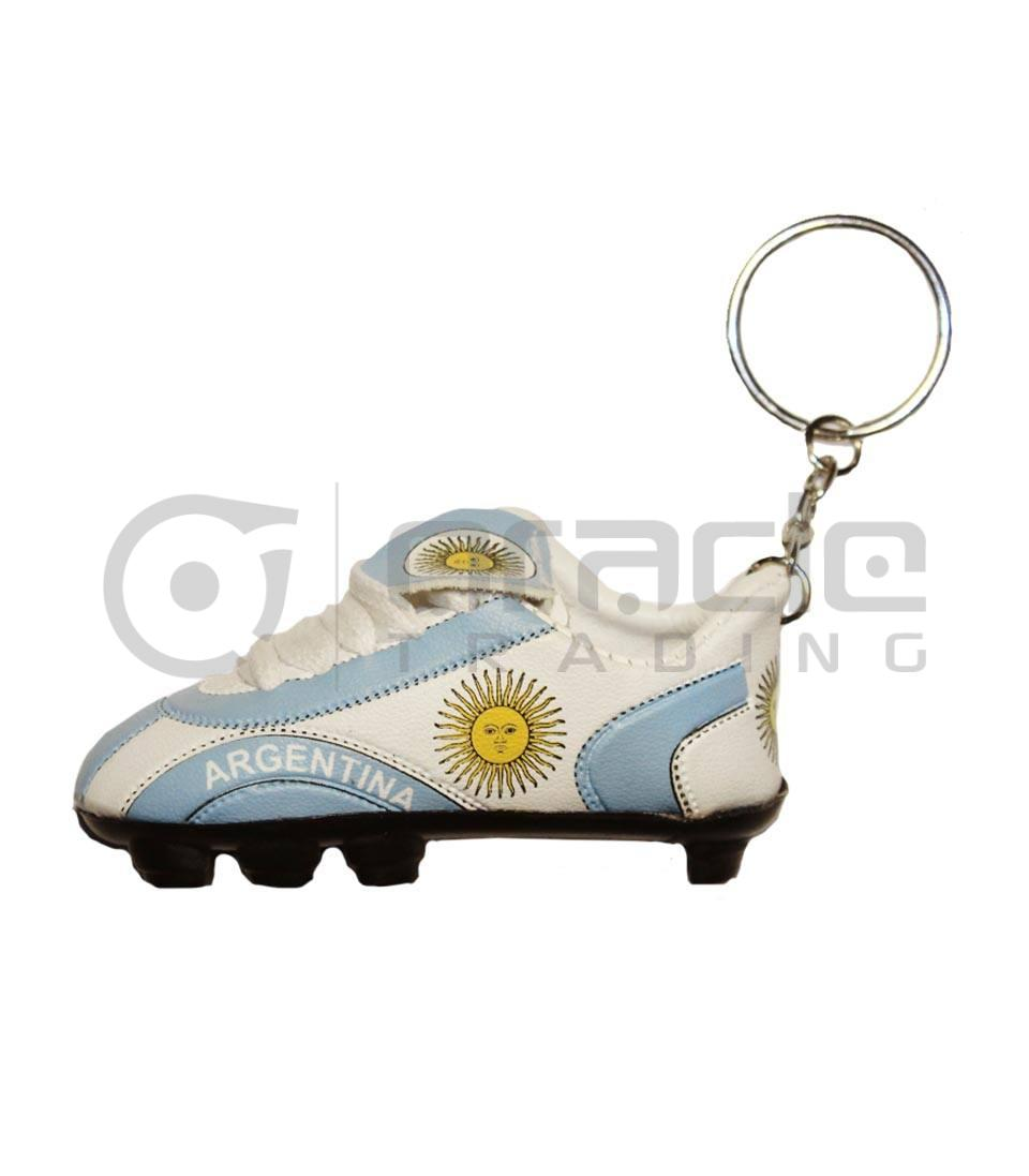 Argentina Shoe Keychain 12-Pack