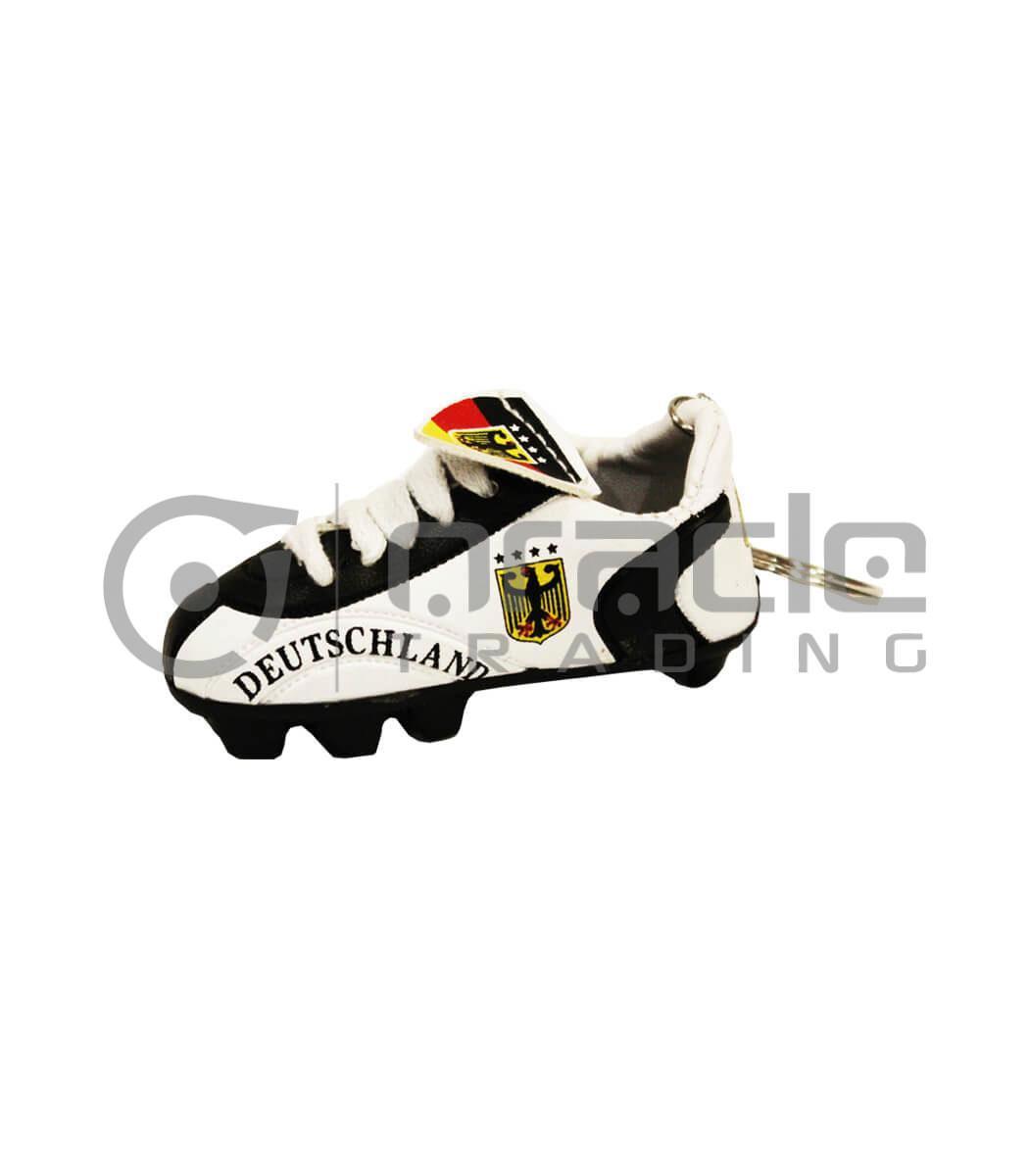 Germany Shoe Keychain 12-Pack