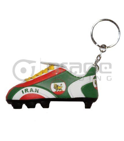 Iran Shoe Keychain 12-Pack