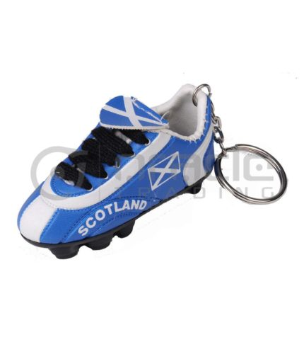 Scotland Shoe Keychain 12-Pack