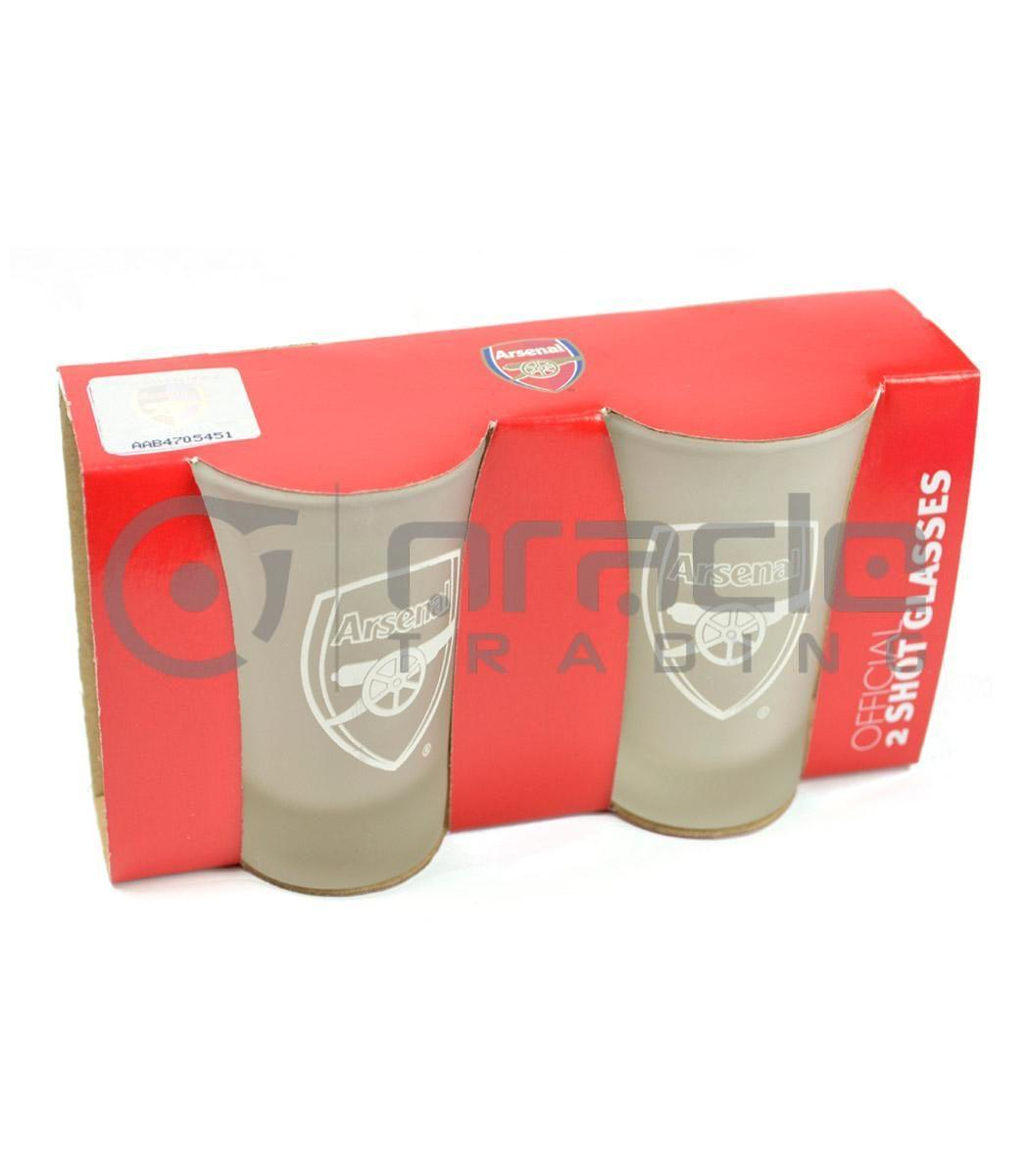 Arsenal Shot Glass Set