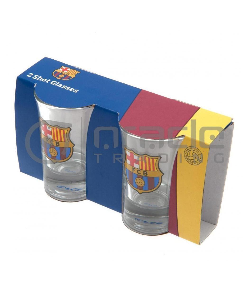 Barcelona Shot Glass Set