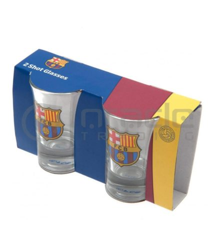 Barcelona Shot Glass Set