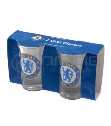 Chelsea Shot Glass Set