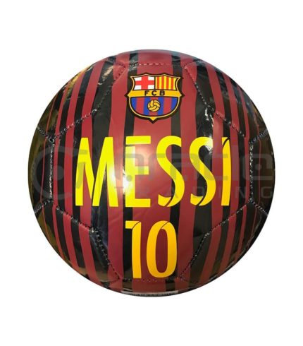 Messi - Barcelona Mini Soccer Ball