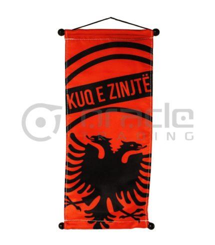 Albania Small Banner