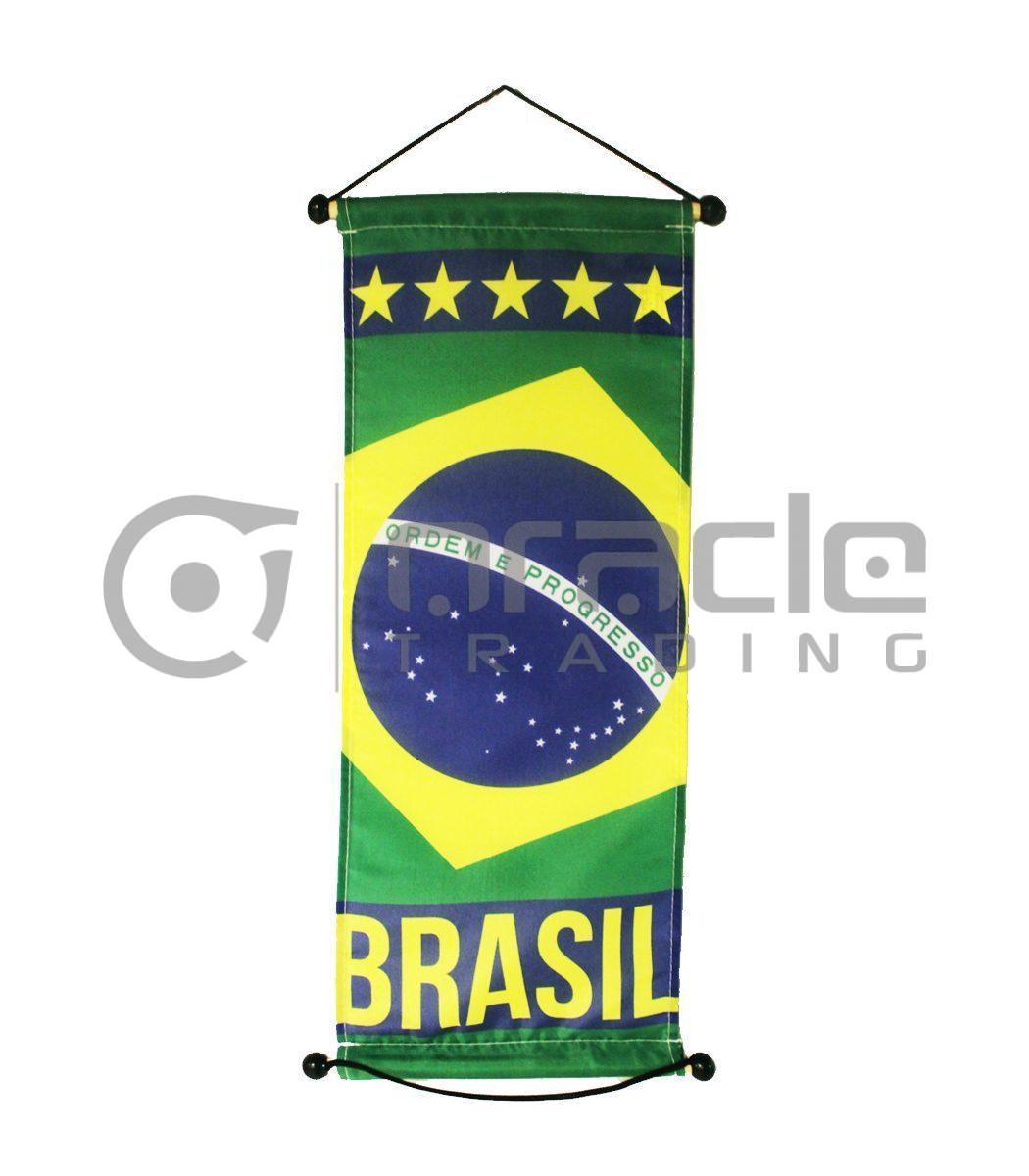 Brazil Small Banner