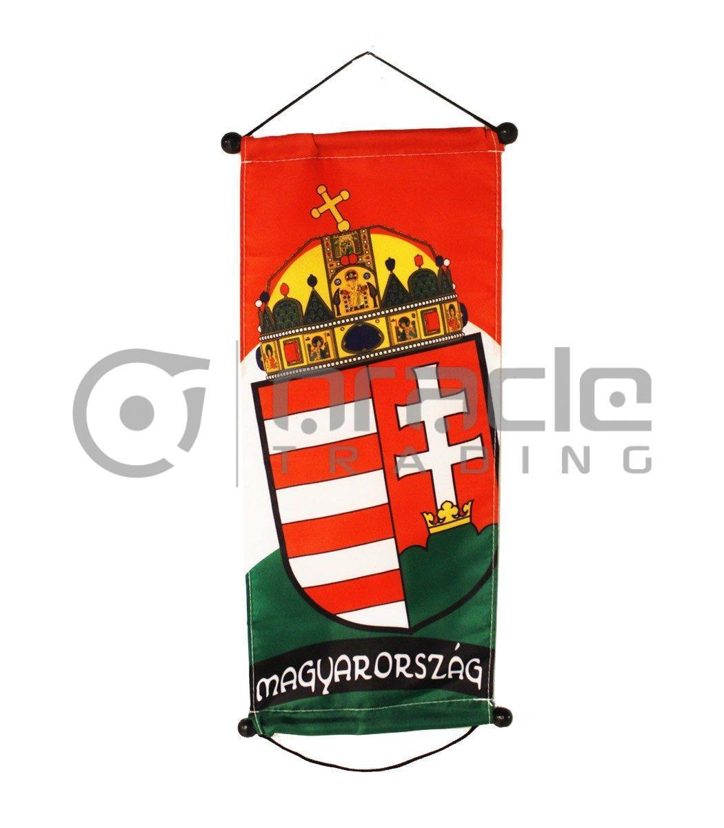 Hungary Small Banner