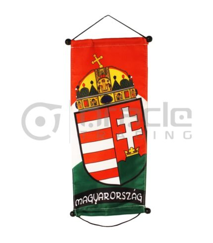 Hungary Small Banner