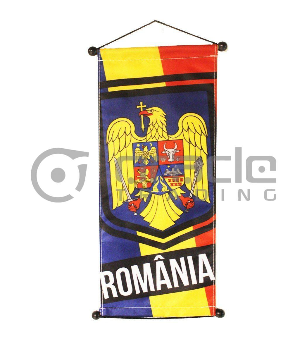 Romania Small Banner