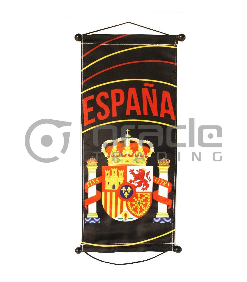 Spain Small Banner