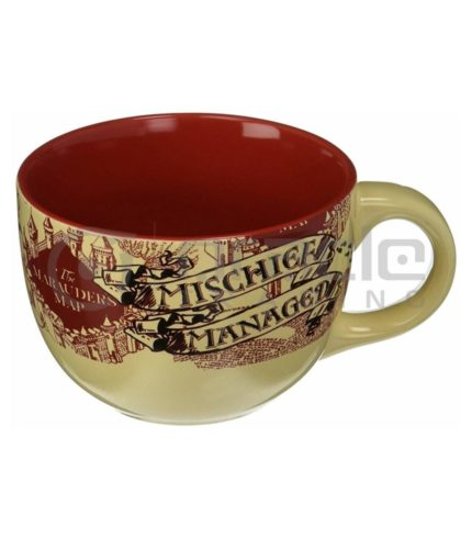 Harry Potter Soup Mug - Marauders Map