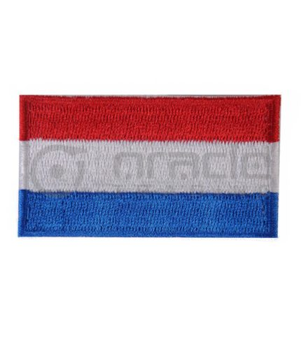 Netherlands Square Iron-on Patch (Holland)