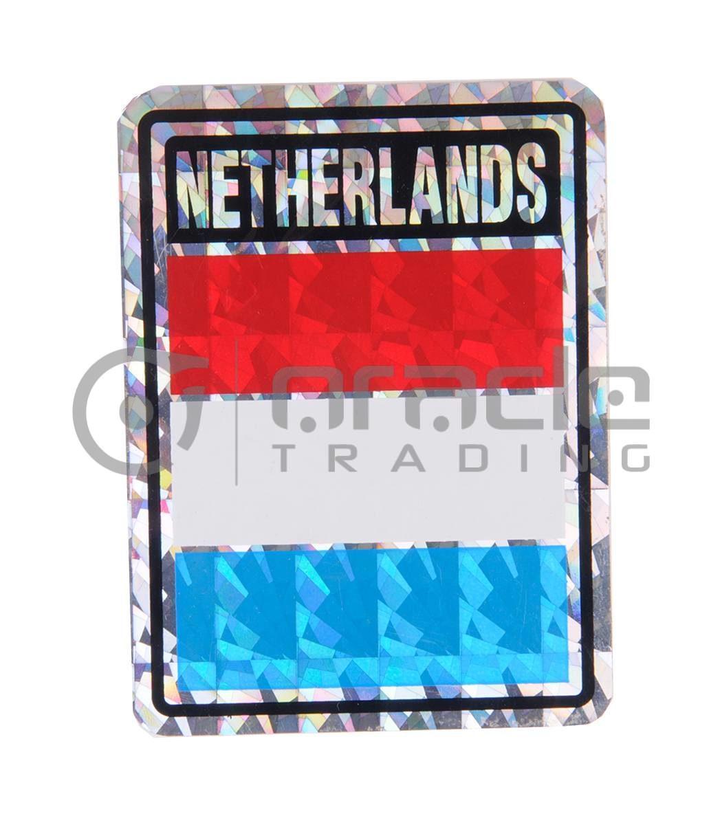 Holland Square Bumper Sticker