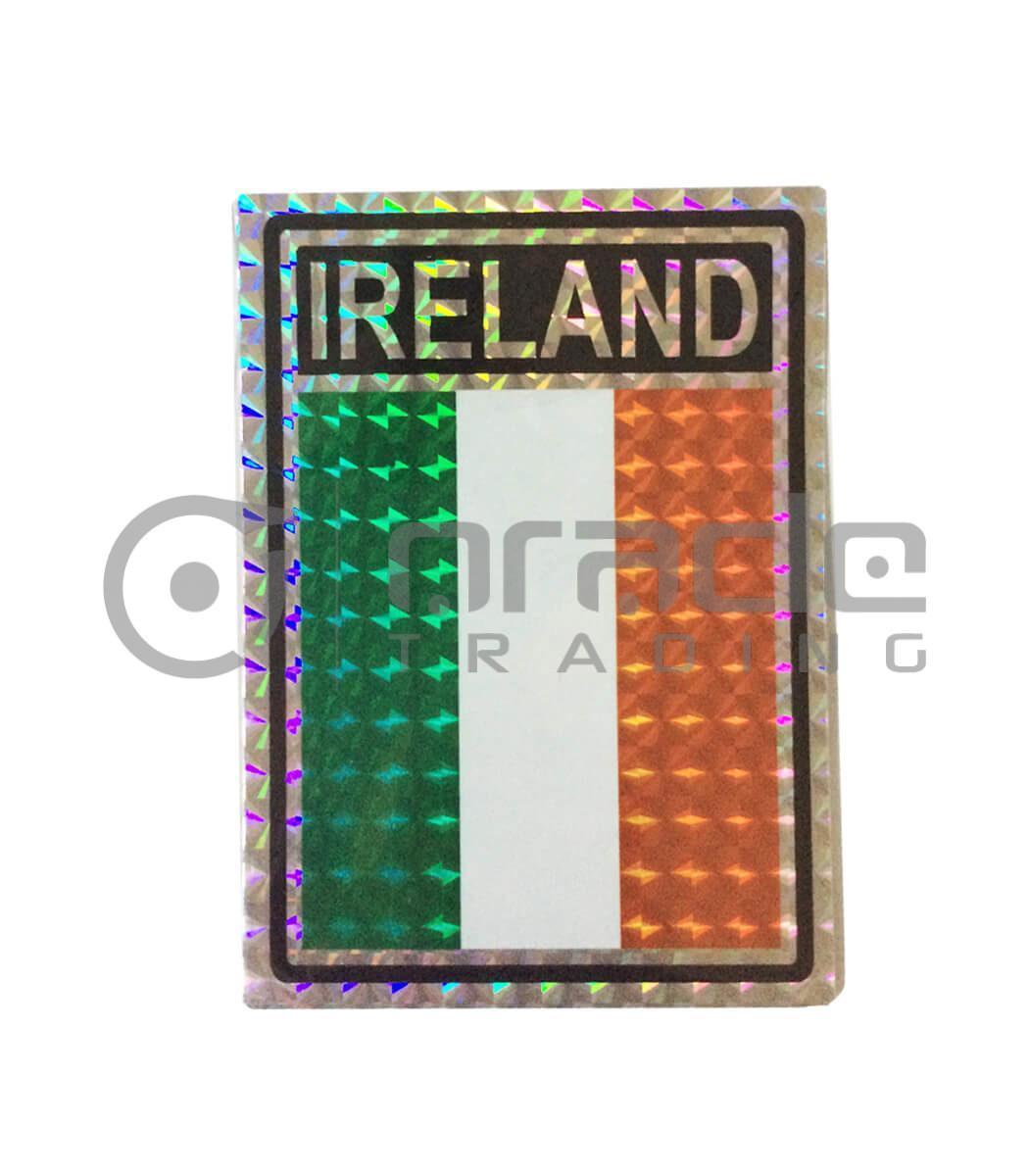 Ireland Square Bumper Sticker