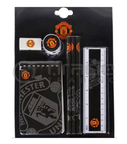 Manchester United Starter Stationery Set