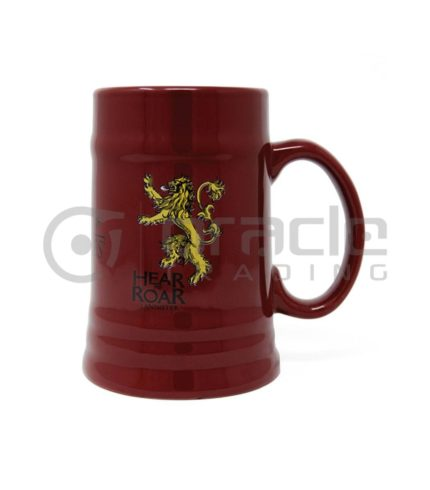 Game of Thrones Lannister Stein