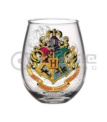 Harry Potter Stemless Glass - Hogwarts