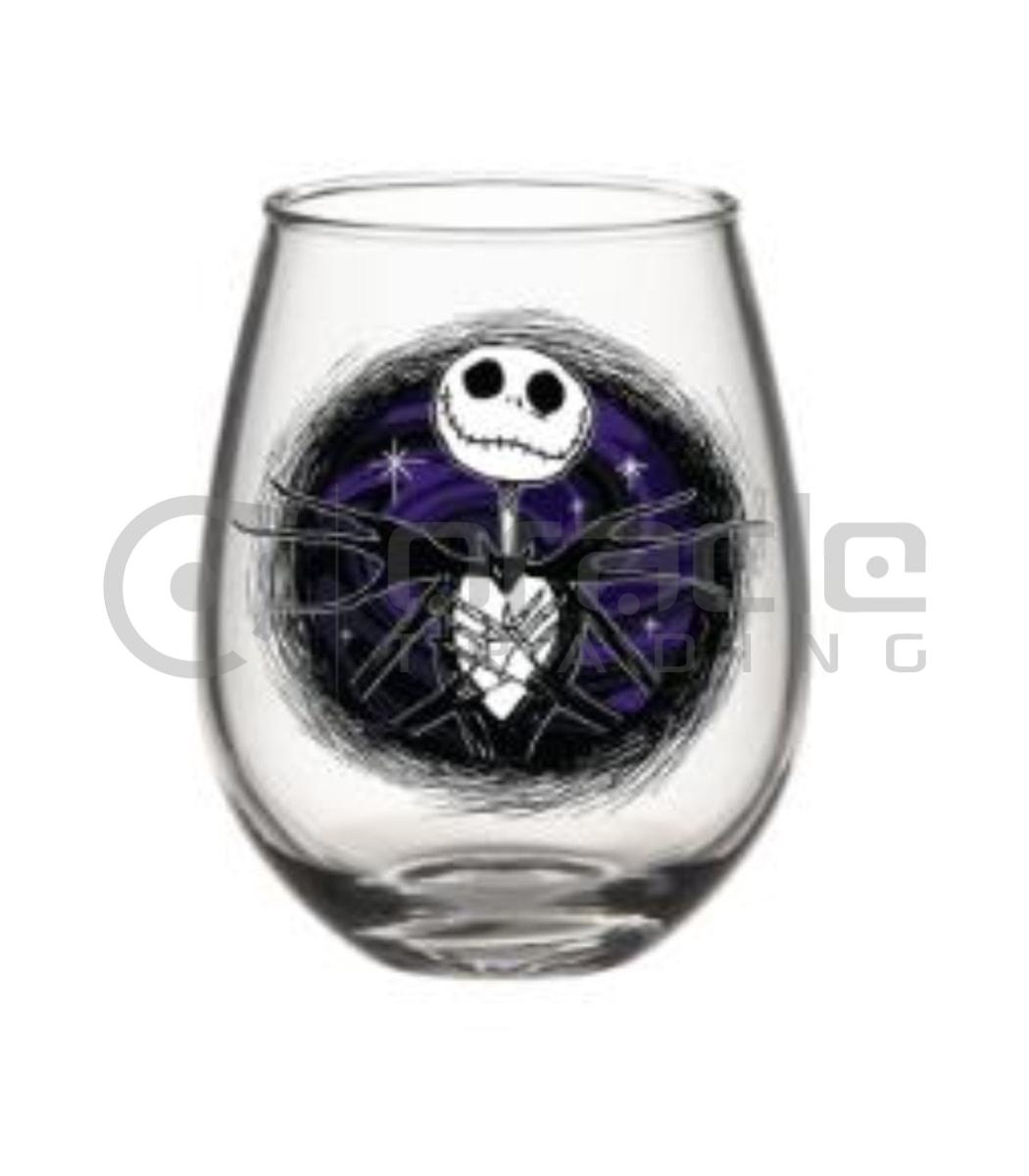 Nightmare Before Christmas Stemless Glass - Arms Crossed