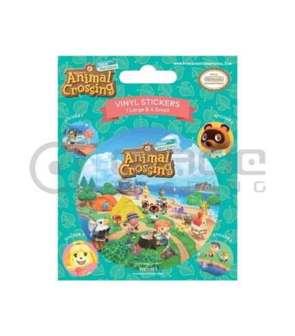 Animal Crossing Vinyl Sticker Pack