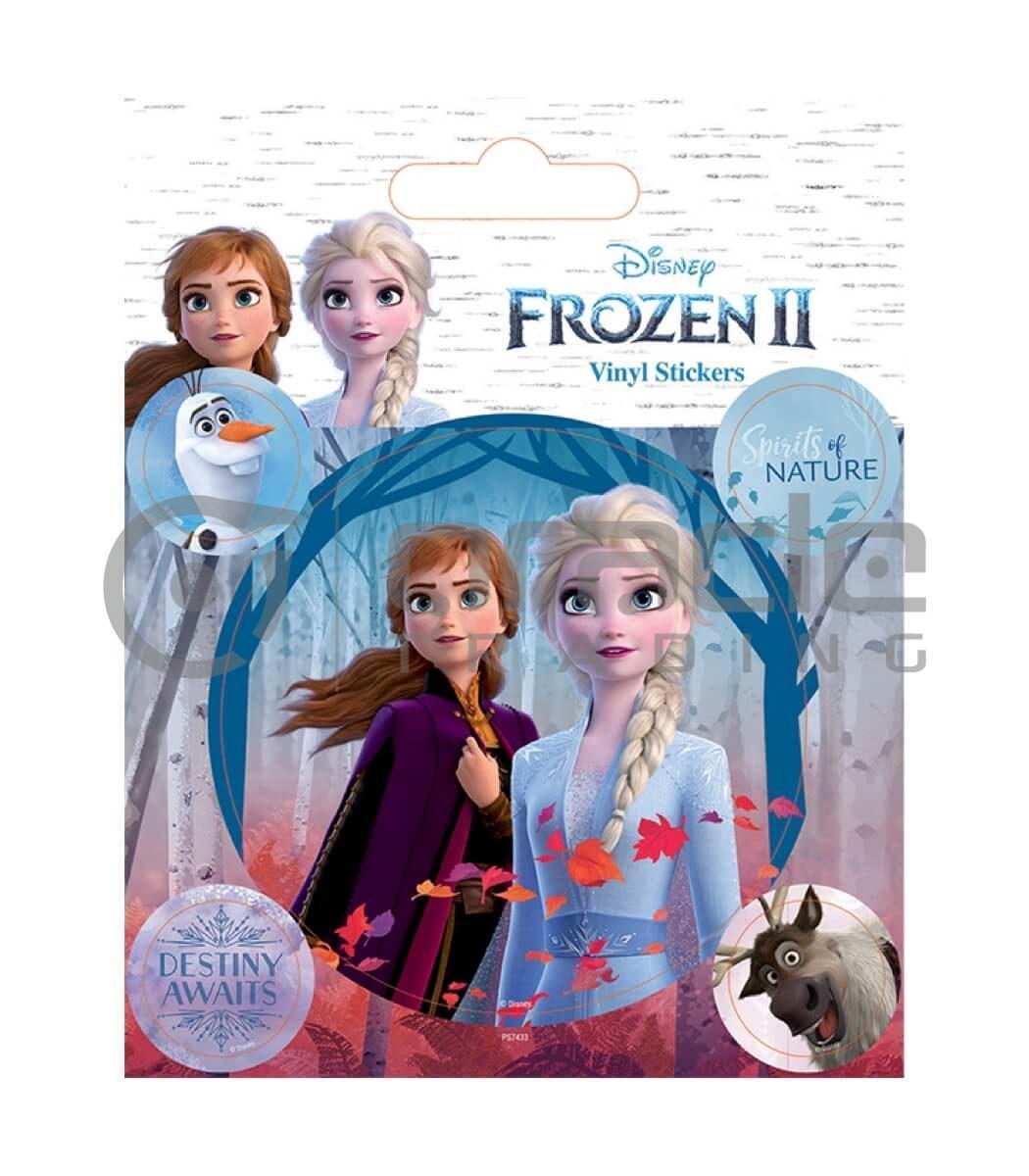Frozen Vinyl Sticker Pack