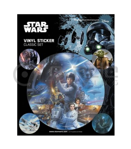 Star Wars Vinyl Sticker Pack