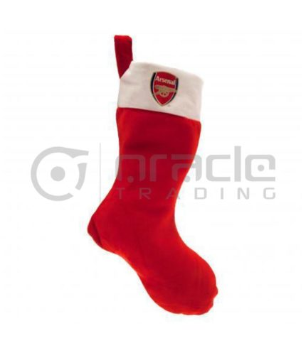 Arsenal Christmas Stocking