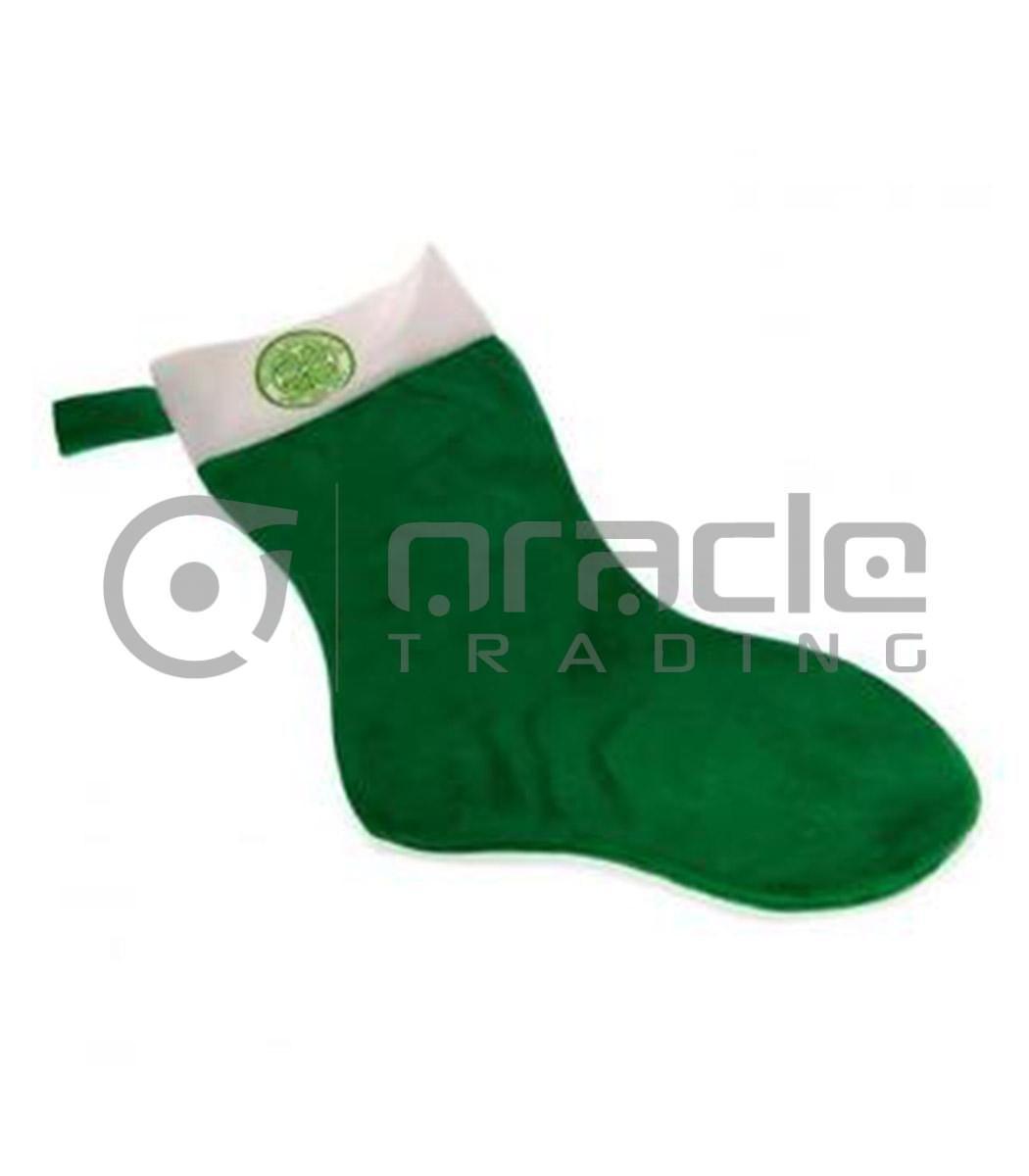 Celtic Christmas Stocking