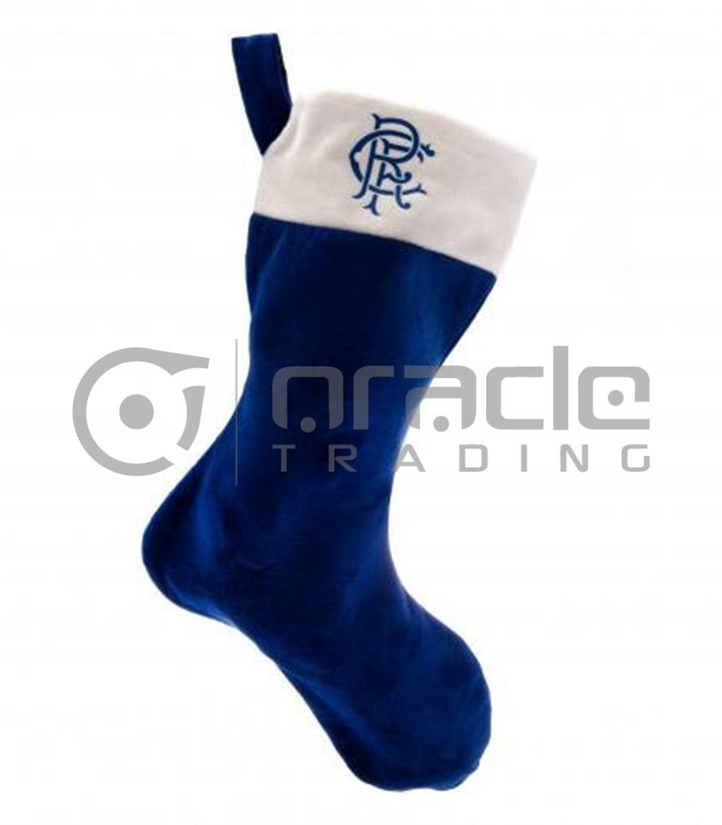 Rangers FC Christmas Stocking