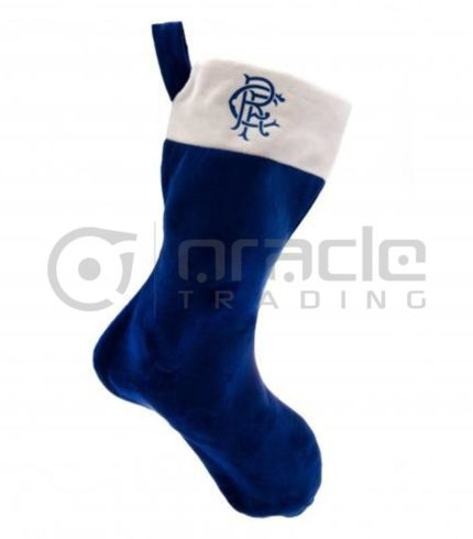 Rangers FC Christmas Stocking