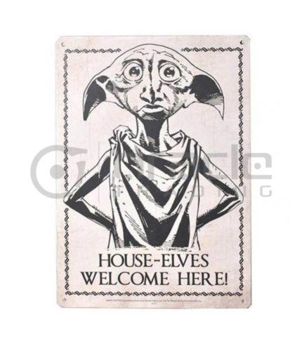 Harry Potter Street Sign - Dobby