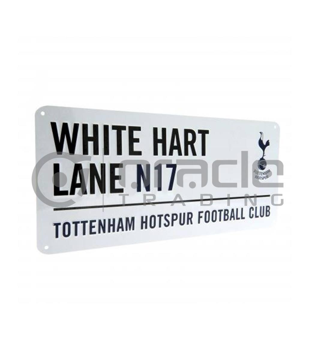 Tottenham Street Sign
