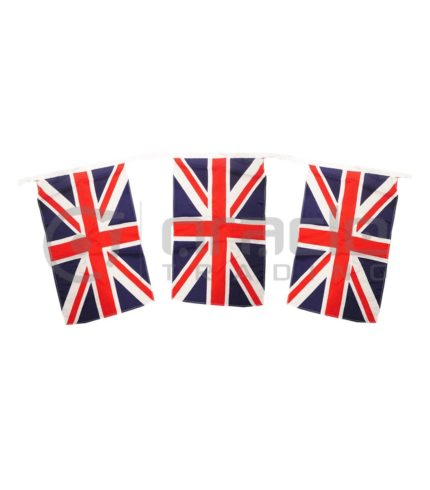 "UK String Flag (Union Jack) - 12""x18"""