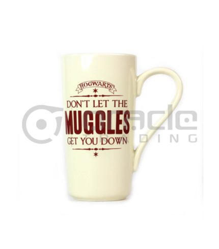 Harry Potter Tall Mug - Muggles