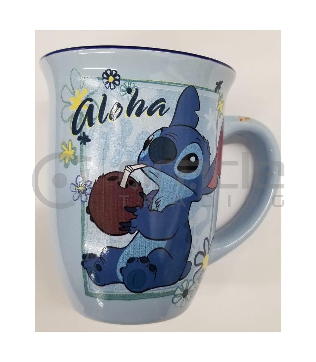 Lilo & Stitch Tall Mug - Coconut Frame
