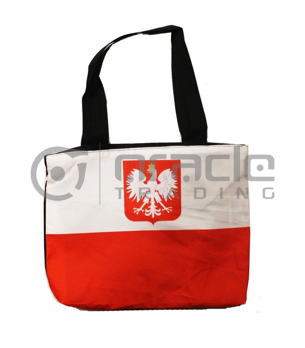 Poland Tote Bag