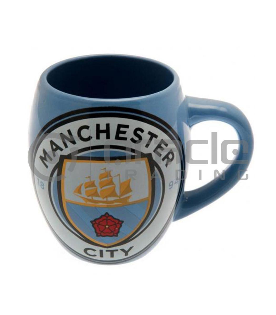 Manchester City Tub Mug (Boxed)