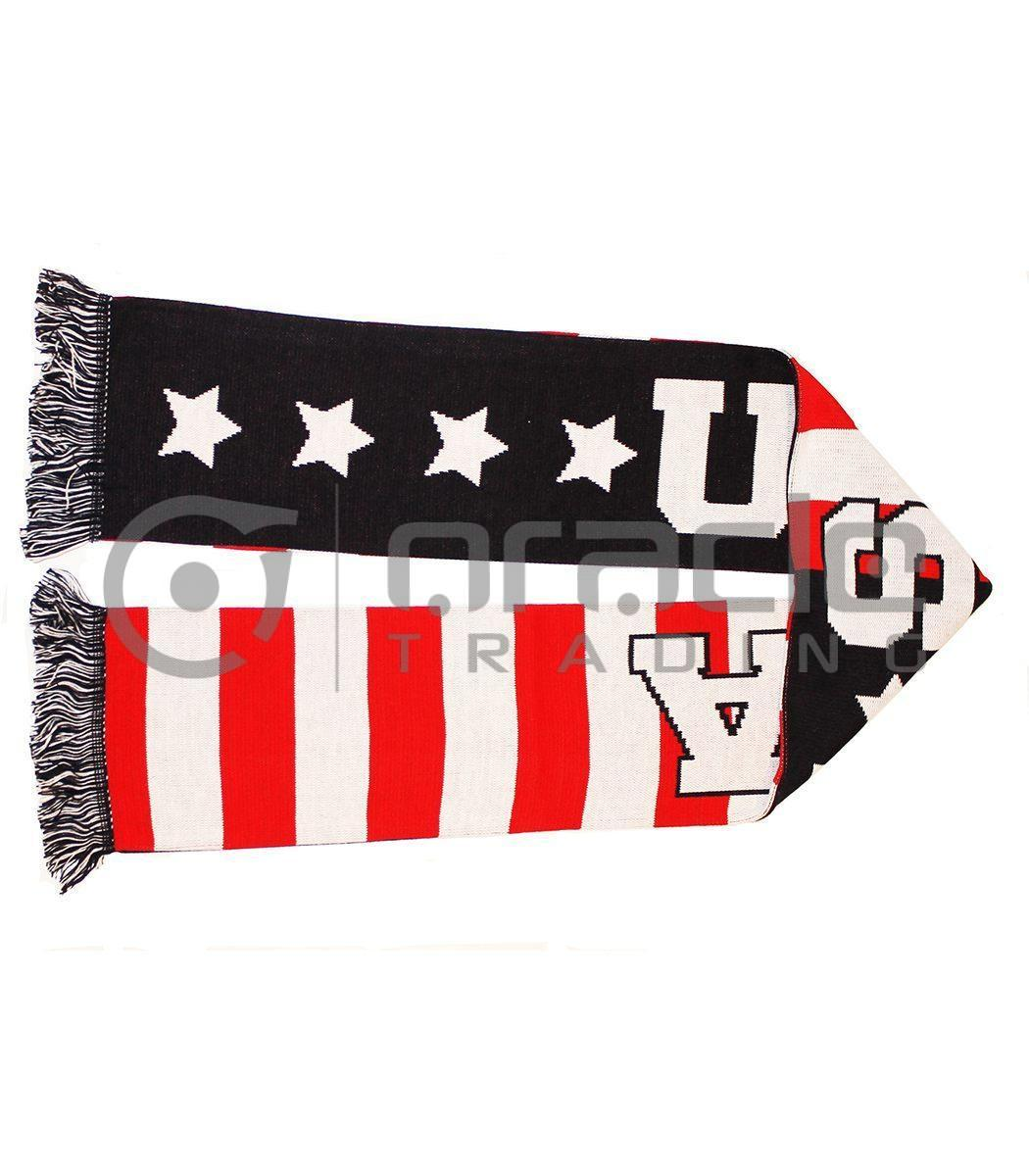 USA Stars & Stripes UK-Made Scarf