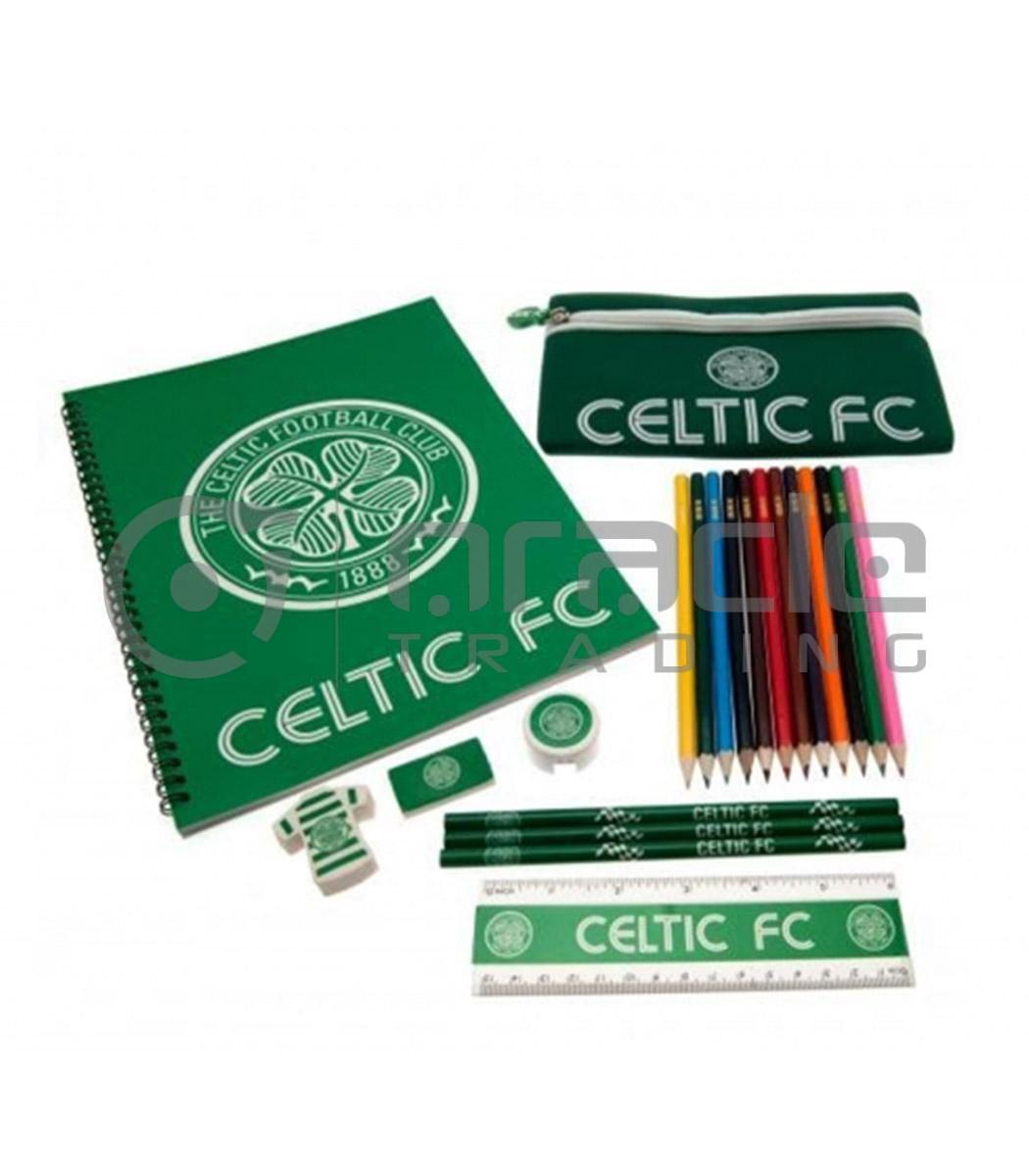Celtic Ultimate Stationery Set