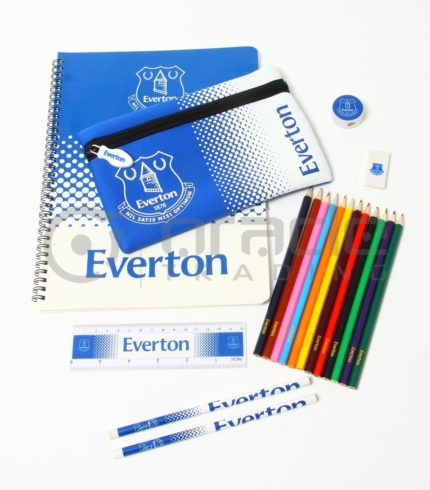 Everton Ultimate Stationery Set