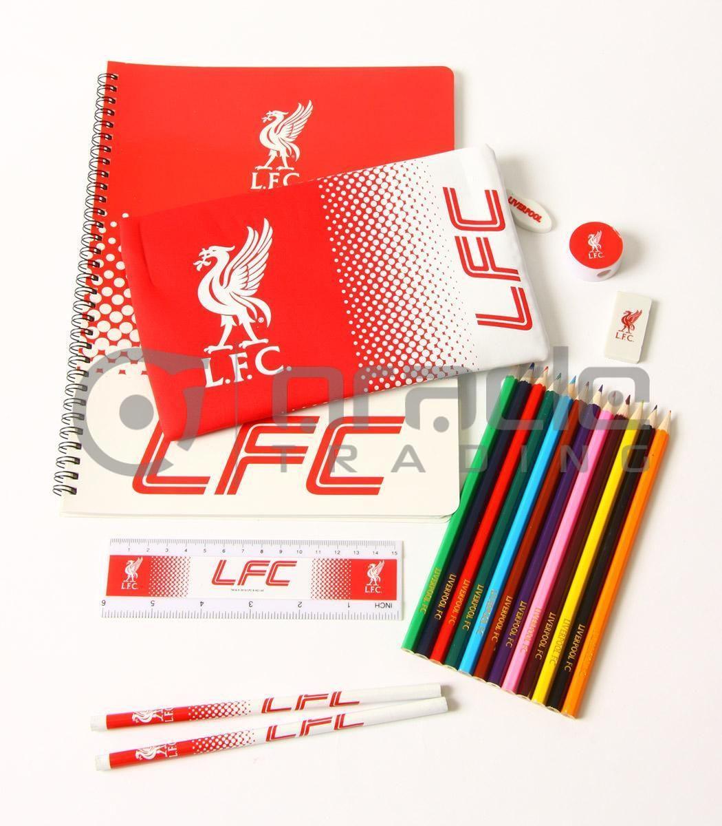 Liverpool Ultimate Stationery Set