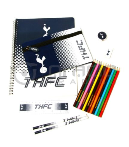 Tottenham Ultimate Stationery Set