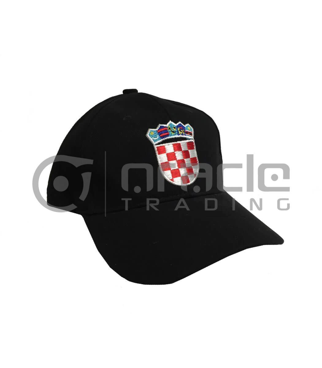 Croatia Vintage Hat