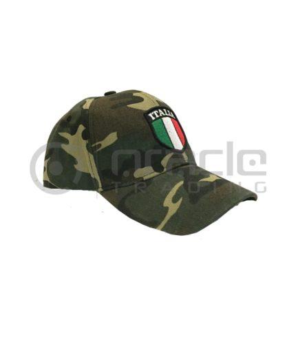 Italia Vintage Hat - Camo