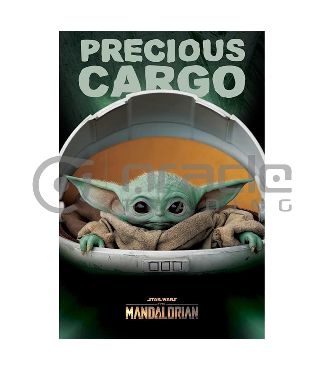 Star Wars: The Mandalorian Poster - Precious Cargo