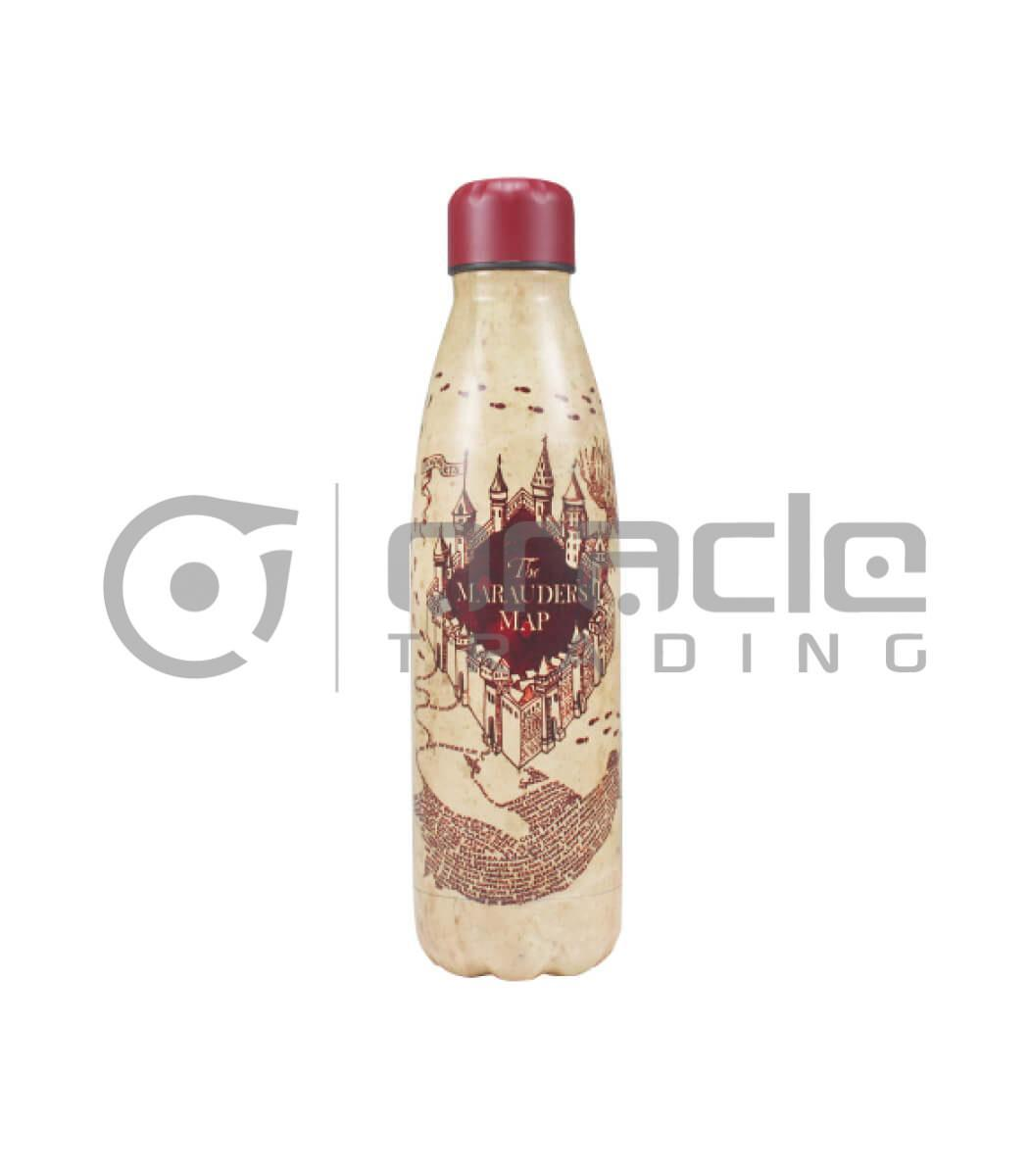 Harry Potter Insulated Water Bottle - Marauders Map